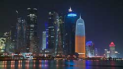 Photo reportage Doha Qatar